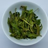 Dragon Well Low-mountain Green Tea Wet Leaves
