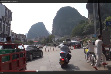 Yangshuo Motorbike Riding